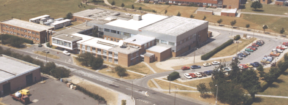 Aerial View of the Laboratory