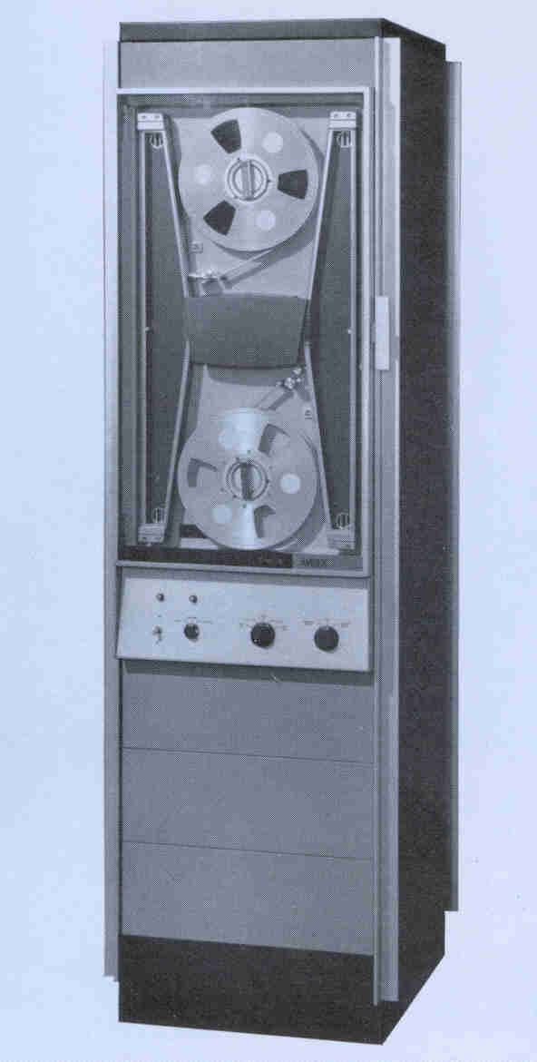 Figure 4: Ampex TM2 decks