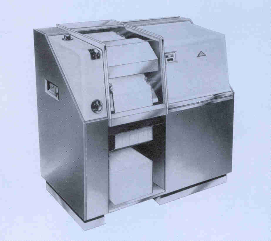 Figure 3: The Anelex 4/1000 Line Printer