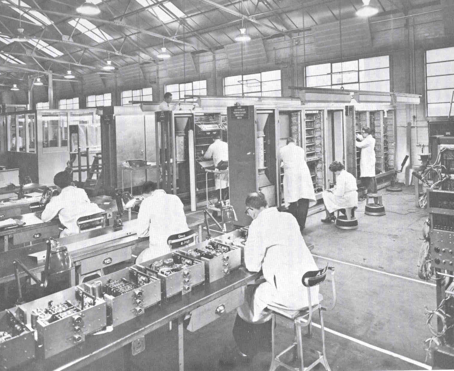 Construction of the Cambridge Atlas 2 Peripheral and Tape Co-ordinators