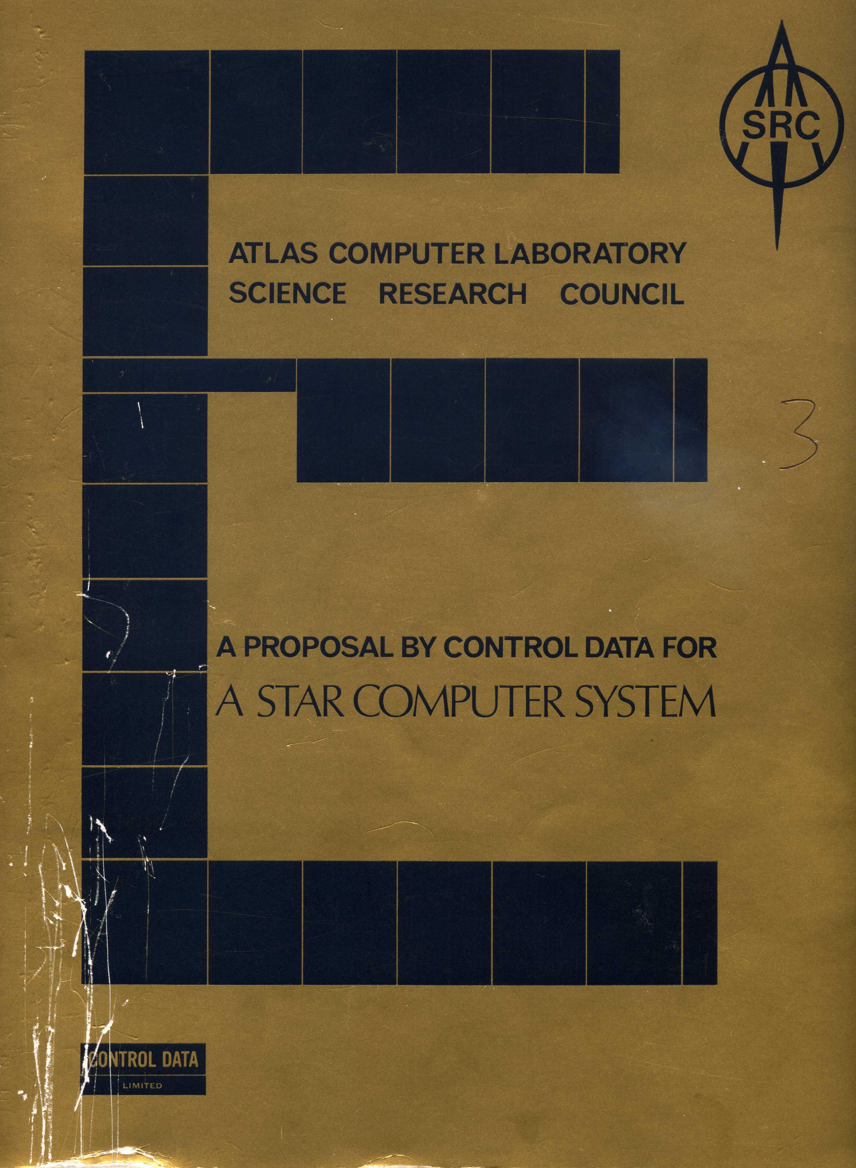 Control Datau0027s Proposal STAR 100