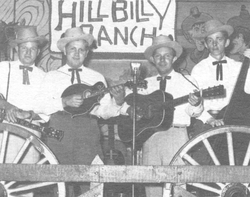 Lilly Brothers at Hillbilly Ranch