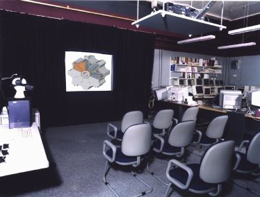 Figure 1: the real VR Centre