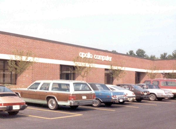 New Apollo Office, 1981