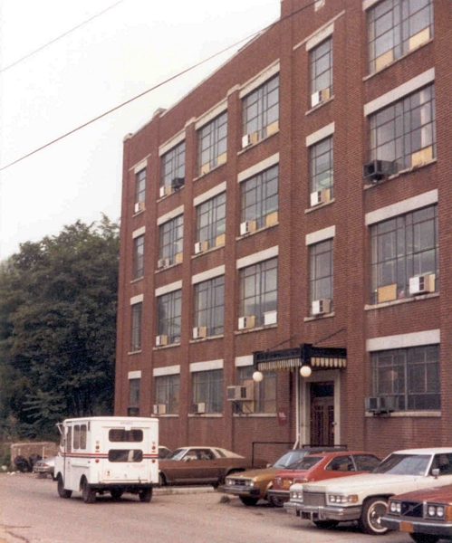Three Rivers Offices, 1981