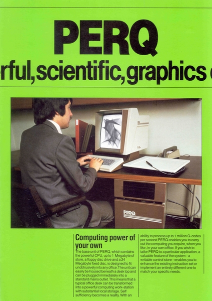 Computing power of your own, December 1981