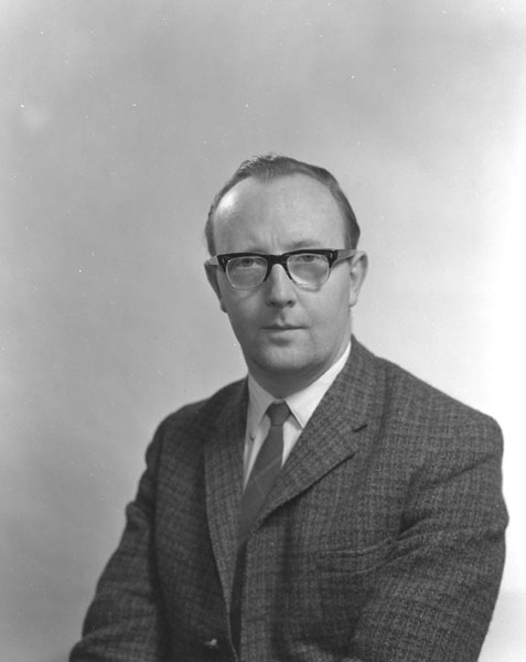 Bill Walkinshaw, Head of C and A, February 1970