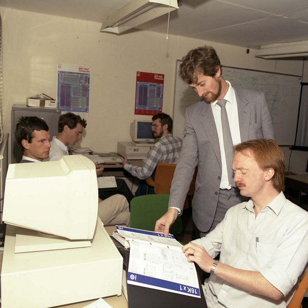 Transputer Course at RAL, August 1987